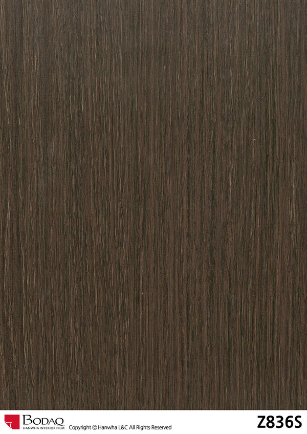 Bodaq z836s Oak Grain Rich Wood Interior Film Architectural Finishes