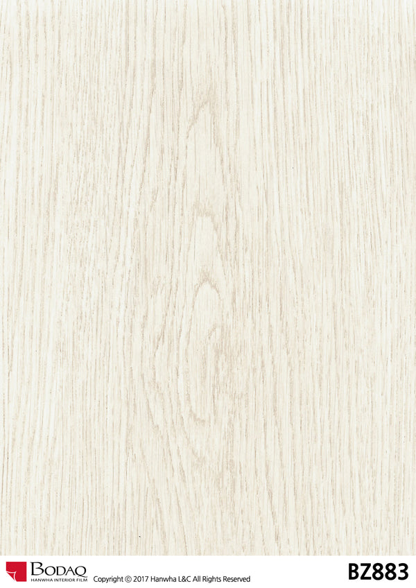 Bodaq BZ883 Oak Grain Rich Wood Interior Film Architectural Finishes