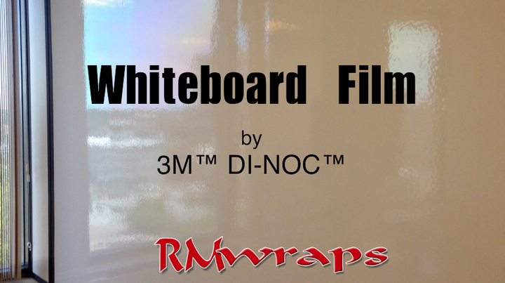 Whiteboard Film - Rm wraps Store