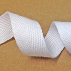 white twill tape