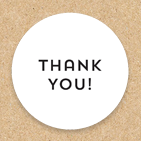 thank you sticker 1