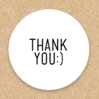 thank you sticker 3
