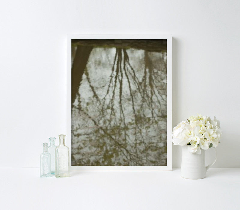 18x24-white frame with archival print - Art Print Club