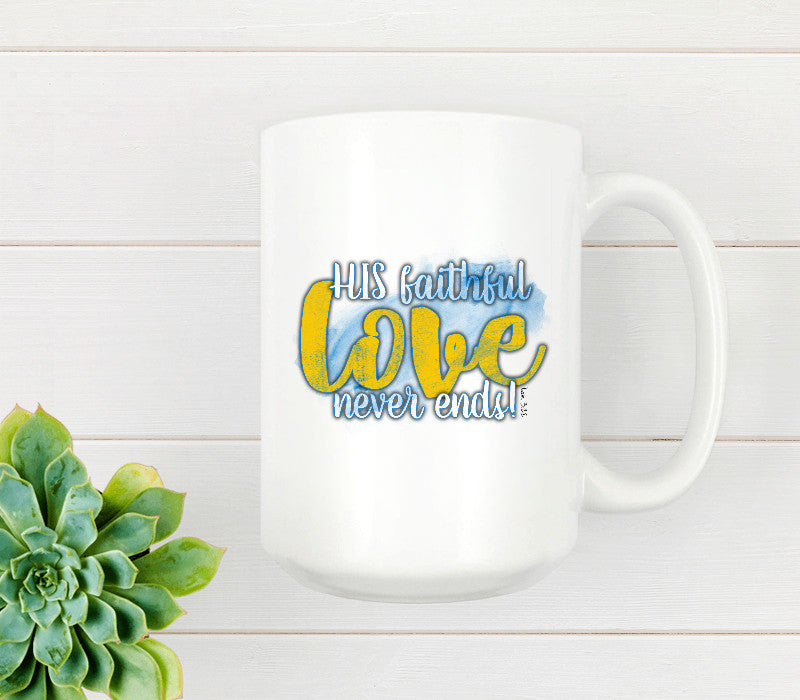15oz bright white ceramic mug with custom print_s - Art Print Club