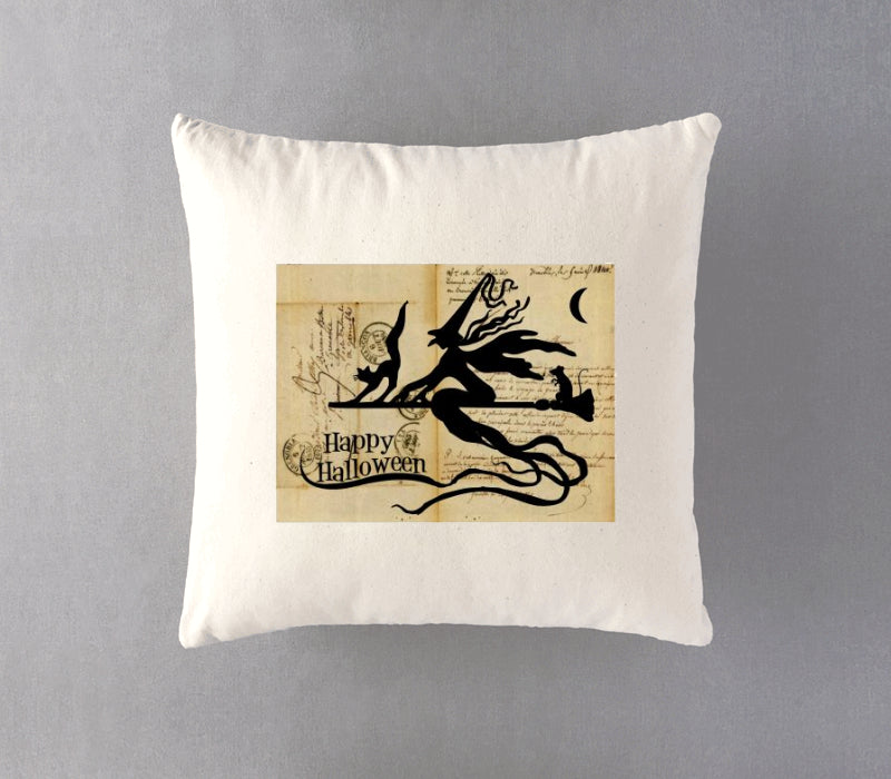 100% Natural Cotton Twill Cushion with custom print_s - Art Print Club