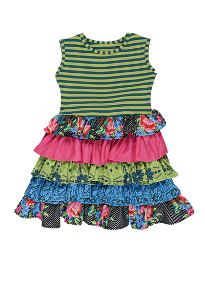 Persnickety Girl's Macie Jane Dress