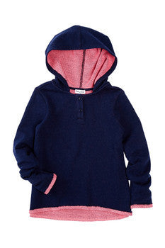 Splendid Little Girl Active Cool Long Sleeve Hoody