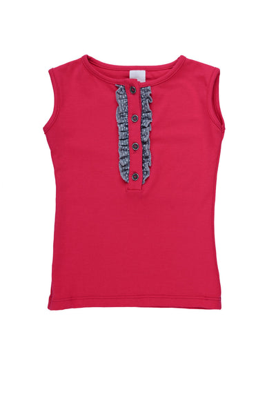 Persnickety Girl's Charlie Tank Top