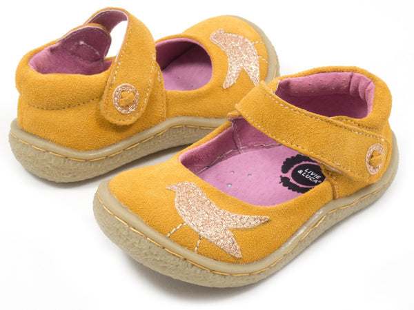 Livie & Luca Girl's Pio Pio Marigold Shoes
