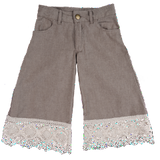 Persnickety Girl's Brown Hazel Pant