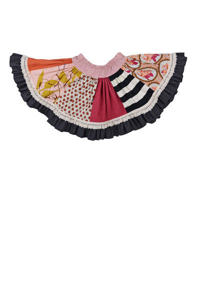 Persnickety Girl's Multi Color Paige Skirt