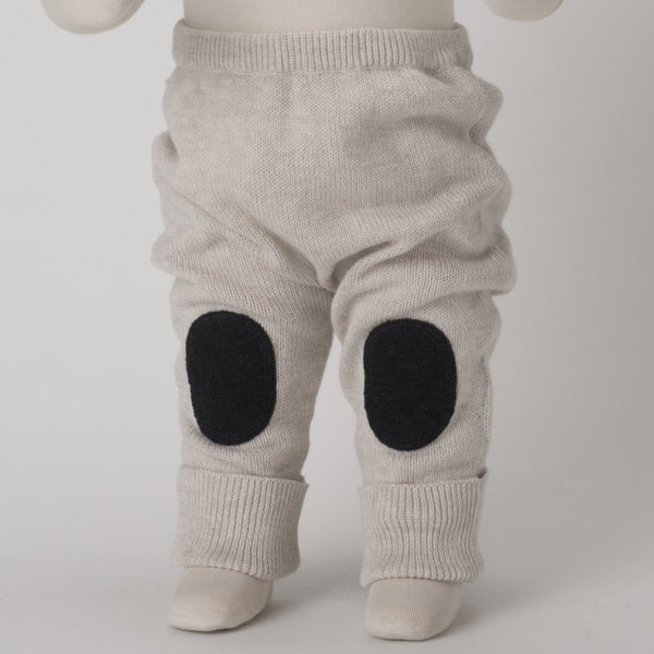 Tane Organics Baby Pants w/ knee patch