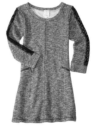Ella Moss Girl Melinie Active Tunic Dress