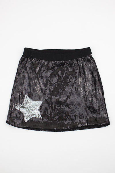 Kate Mack Girl's Sequin Skirt
