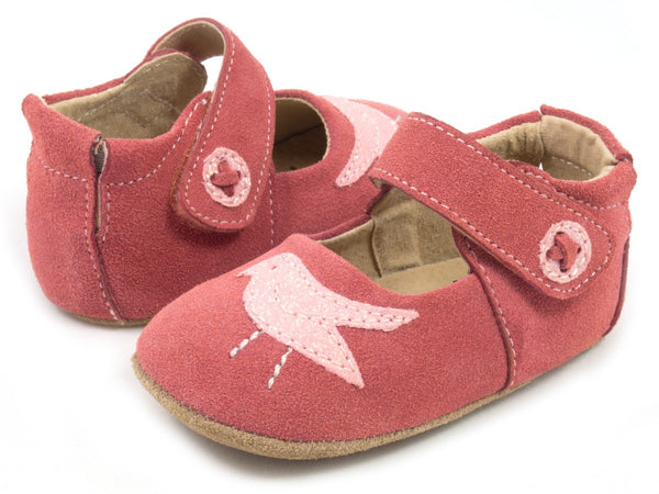 Livie & Luca Baby Girl Pio Pio Coral Shoes