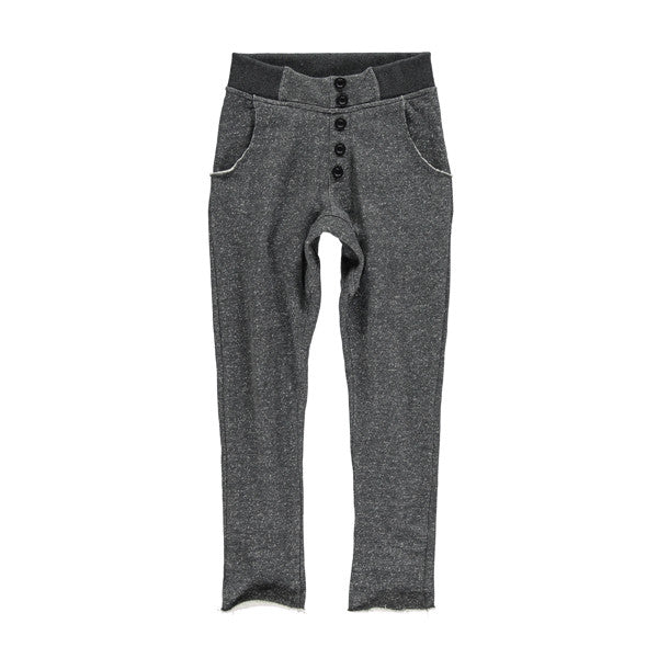 Yporque - Mottled Baggy Pants