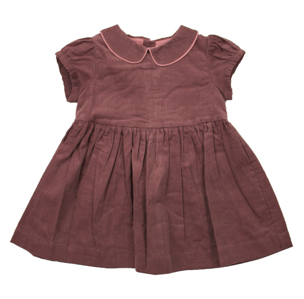 Troizenfant Isaure Girl's Velvet Dress