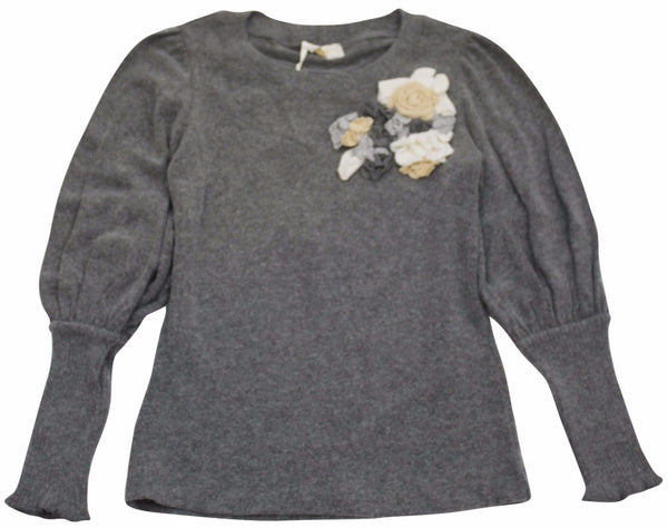 Monnalisa Girl's Angora Knit Top
