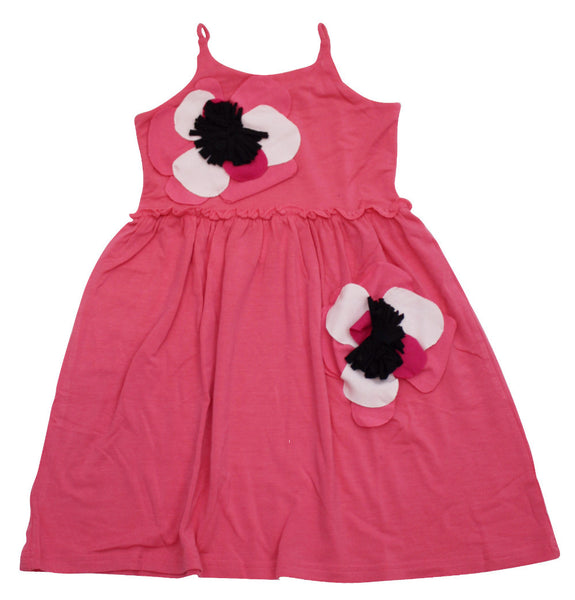 Sonia Rykiel Enfant Girl's Summer Dress with Flowers