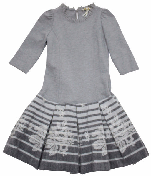Monnalisa Girl's Taffeta Tutu Dress