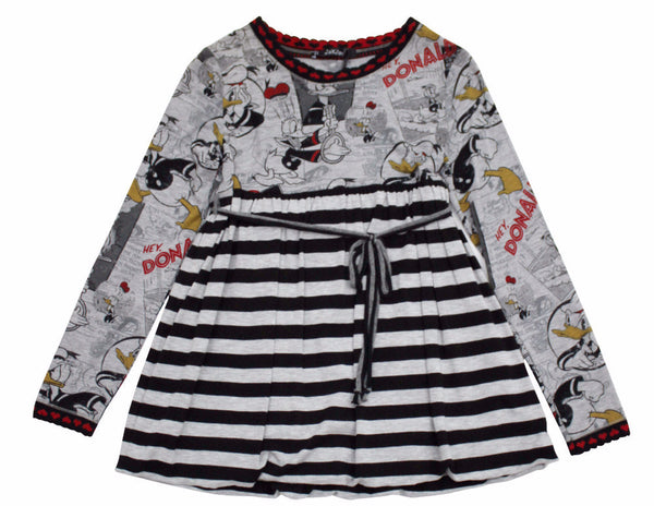 Monnalisa Girl's Jakioo Jersey Disney Dress