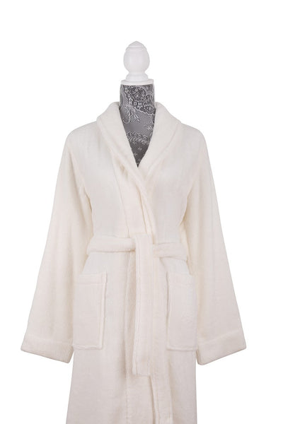 Moss Verbena %100 Cotton Turkish Spa Bathrobes for Women and Men