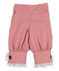 Persnickety Girl's Pink Knickers