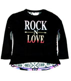 Flowers by Zoe - Rock N Love Shirt
