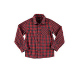 Yporque - Rock Plaid Shirt