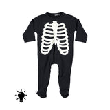 Yporque - Skeleton Baby Jumpsuit