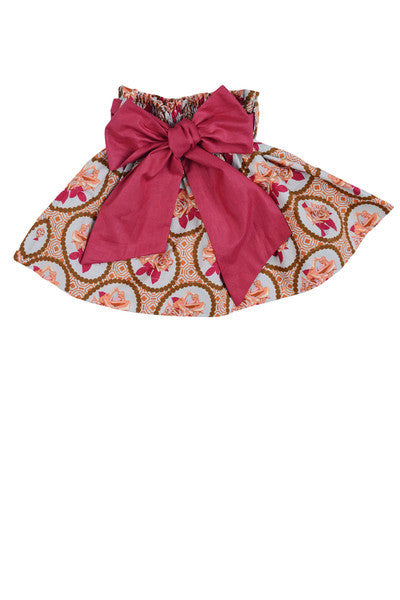Persnickety Girl's Pink Hattie Skirt