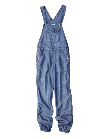 Splendid Girl Chambray Overall