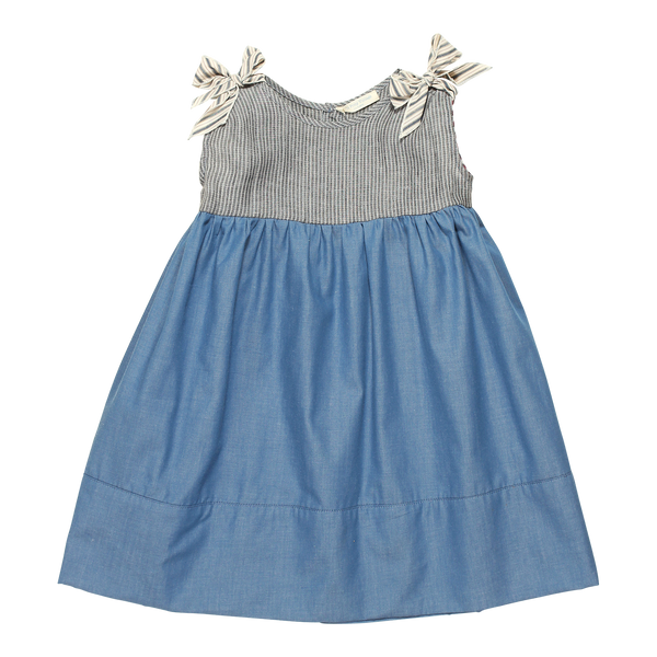Blu Pony Vintage Girls Elisheva Dress