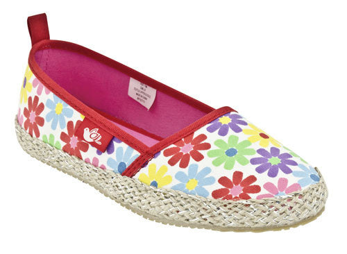 Emelie Espadrille Multi Flower By Hanna