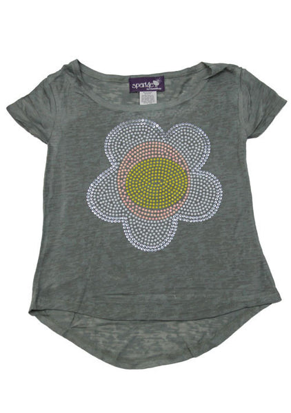 "Sparkly Smoke Hilo ""Daisy"" Design Tees/T-Shirts"