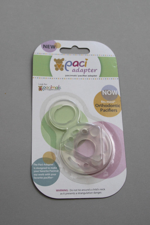 Pacimals Pacifier Adapter