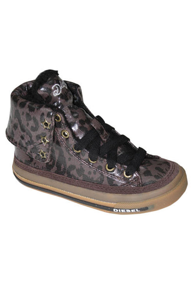 Diesel Girl's Sneaker in Expo Flap