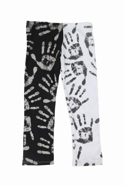 Vintage Havana Black/White Hi-Five Legging