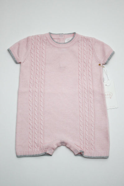CECECO BABY Romper with cables