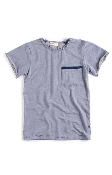 Appaman Boys Indigo Pocket Tee