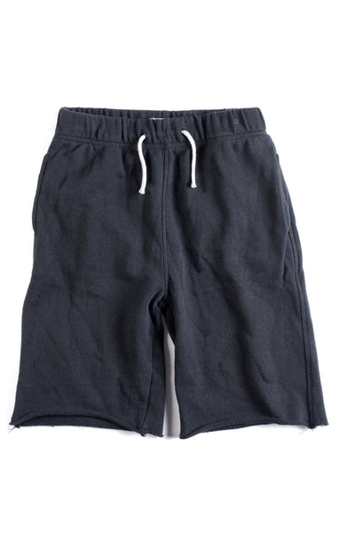 Appaman Boys Black Camp Short