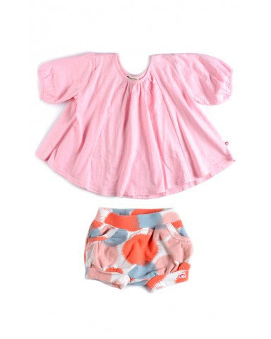 Appaman Baby Girls Pink Dot Set