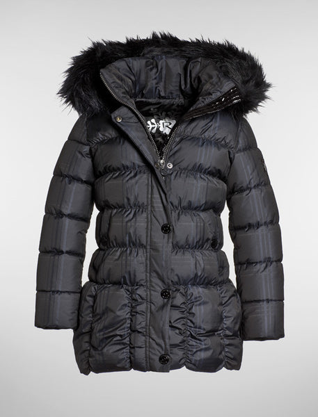 Reset Girl's Long Puffer Coat