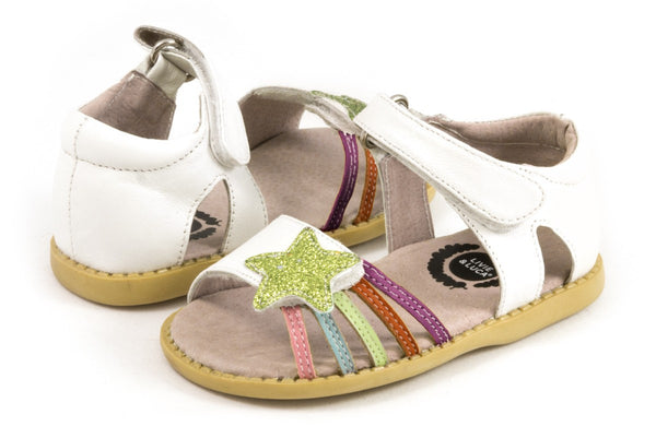 Livie & Luca Girls Nova Milk Shoes