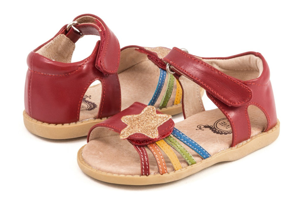 Livie & Luca Girls Nova Red Shoes