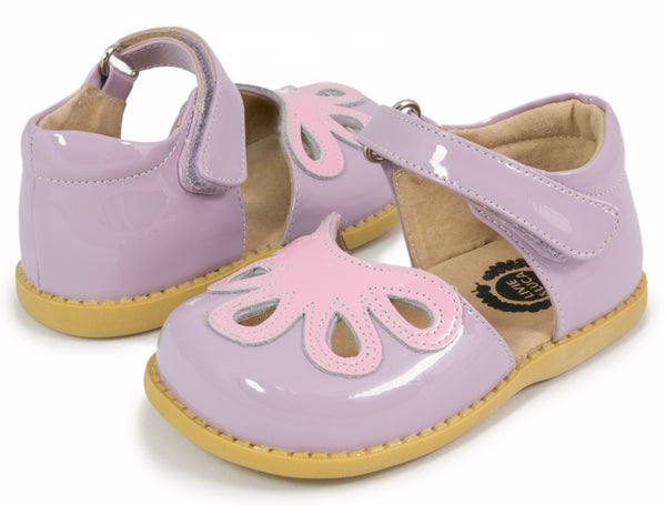 Livie & Luca Girls Petal Lilac Shoes