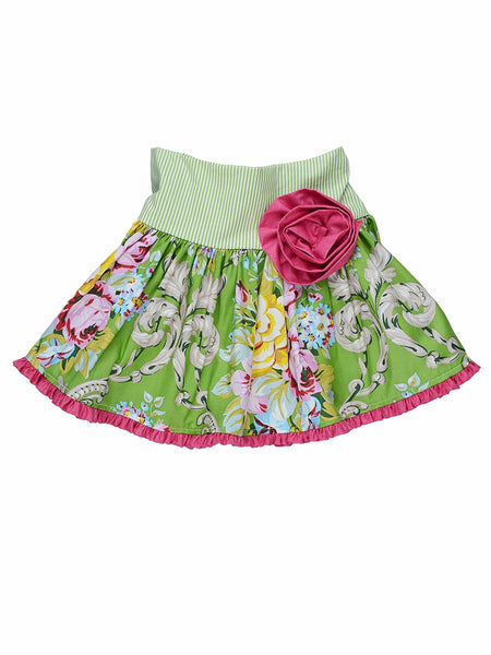 Persnickety Girls Multi Color Dolly Skirt