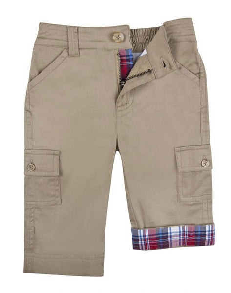 Andy and Evan -Cargo Pant British Khaki