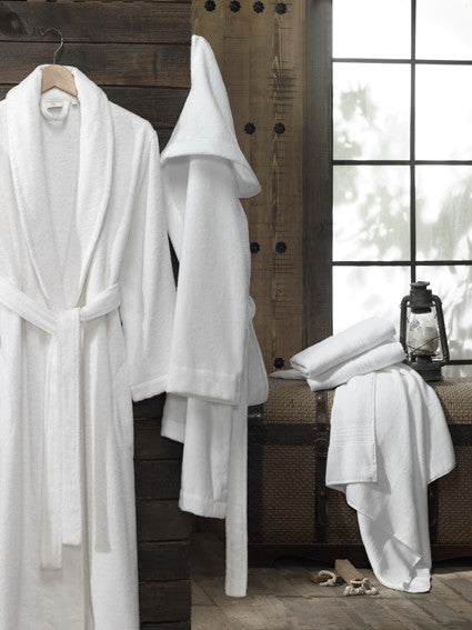 Elegant Spa Bathrobes