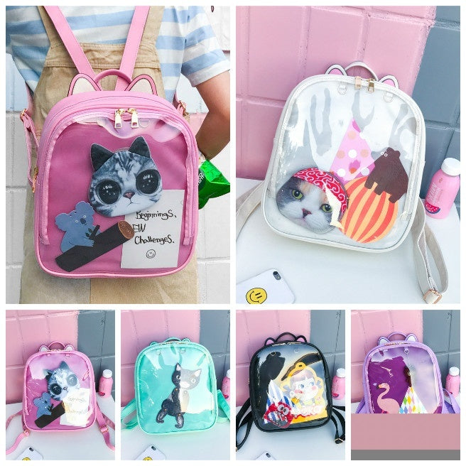 Neko Cat Ita bag
